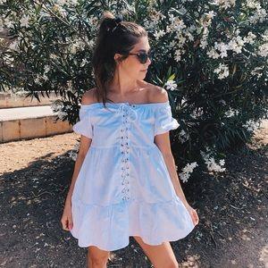 Sabo skirt babydoll dress